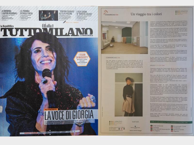 Pubbliredazionale Su Tutto Milano (13/03/2018)
